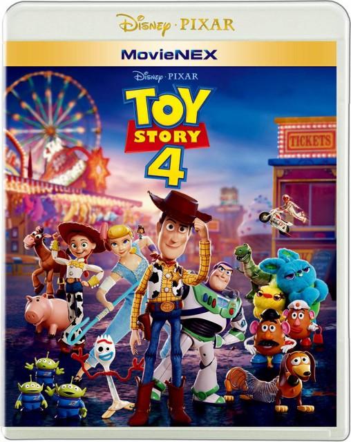 NEW_トイ・ストーリー4 MovieNEX [ブルーレイ+DVD...