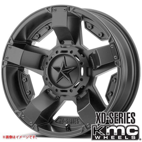 KMC XD811 ロックスター2 8.0-17 ホイール1本 KMC...