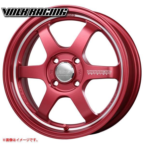 レイズ ボルクレーシング TE37 KCR 2020 6.5-16 ...