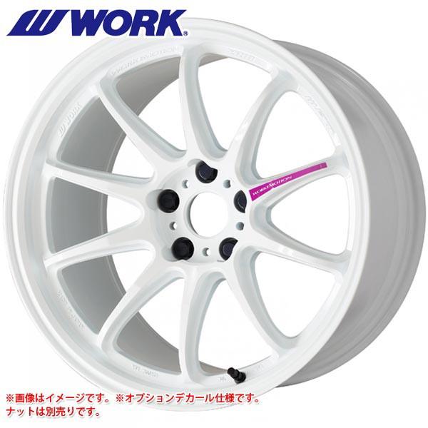 ワーク エモーション ZR10 7.5-18 ホイール1本 WO...