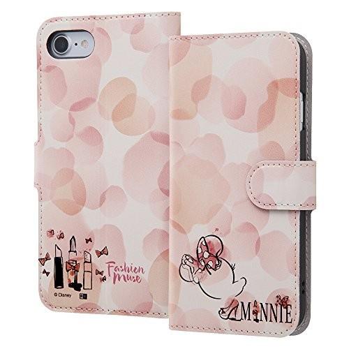 iPhone7ケース ミニーマウス ディズニー 手帳型 ...
