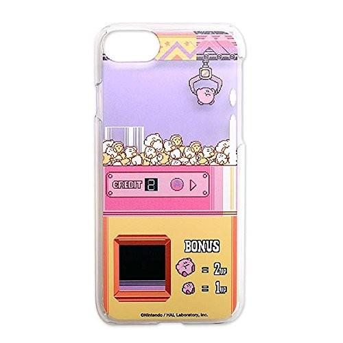 iPhone7ケース カービィ クレーンフィーバー