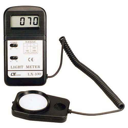 MT・デジタル照度計・LX−100