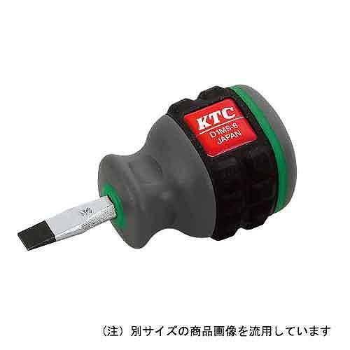 KTC・樹脂柄ドライバー・D1MS−6−H