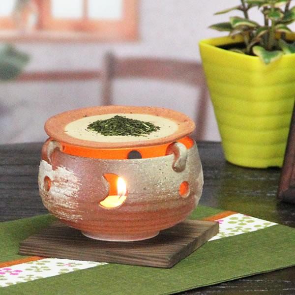 陶器 癒しの空間をつくる、インテリアにも最適 信...
