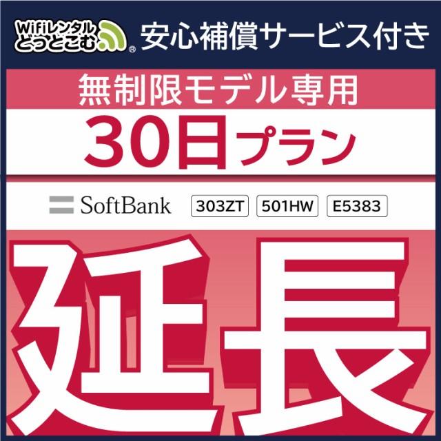 【延長専用】wifiレンタル 安心保障付き 30日 延...