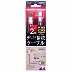 日本アンテナ RM2GLRS2A 4K8K放送対応 高品質テレ...