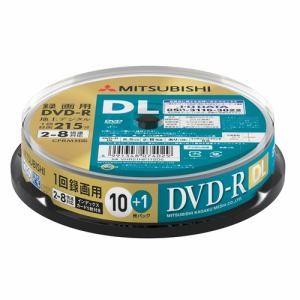 三菱ケミカルメディア VHR21HP11SD5 録画用DVD-RD...