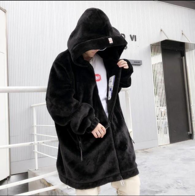 毛皮コート 人気 上質 コート 上着 ジャケット フ...