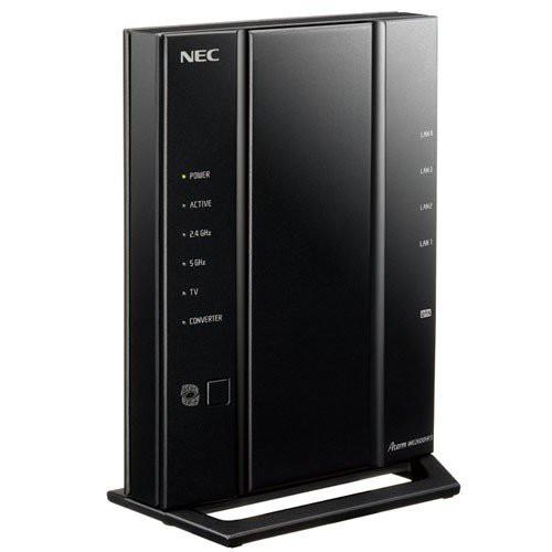 納期約2週間 NEC AtermWG2600HP3 無線LANルータ(...