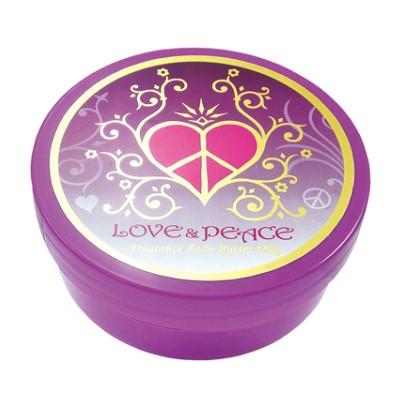 ラブ&ピース LOVE&PEACE フレグランス ボディ ...