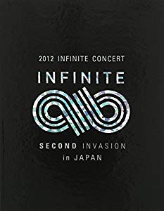 2012 INFINITE CONCERT SECOND INVASION in JAPAN...