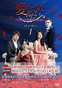 愛してたみたい~すべてを奪われた女~ DVD-BOX1(中...