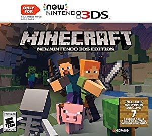Minecraft (輸入版:北米) - 3DS(中古品)