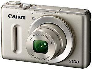 Canon デジタルカメラ PowerShot S100 シルバー P...