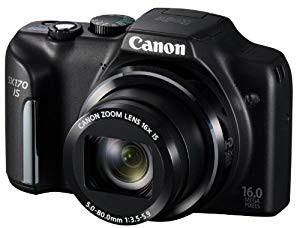 Canon デジタルカメラ PowerShot SX170 広角28mm ...