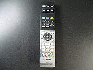 ビクター DVDリモコン RM-SDR109J(中古品)