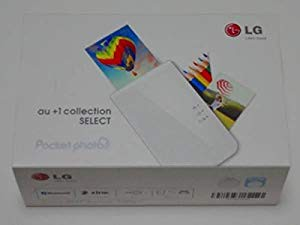 LG Electronics Japan スマートフォン連動プリン...