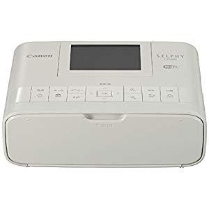 キヤノン SELPHY CP1300(ホワイト) CP1300(WH)(中...