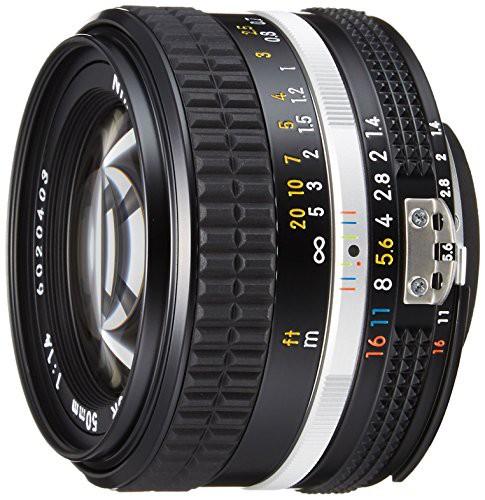 [キャッシュレス5%還元]Nikon 単焦点レンズ AI...