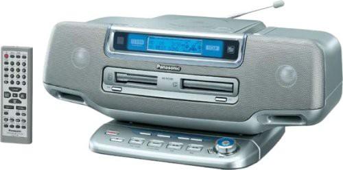 パナソニック MDラジカセ RX-MDX81-S(中古品)