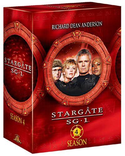 スターゲイト SG-1 シーズン4 DVD The Complete B...