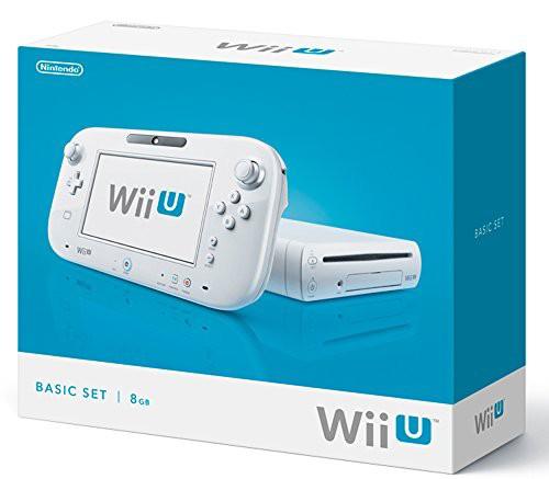 Wii U ベーシックセット【メーカー生産終了】(中...
