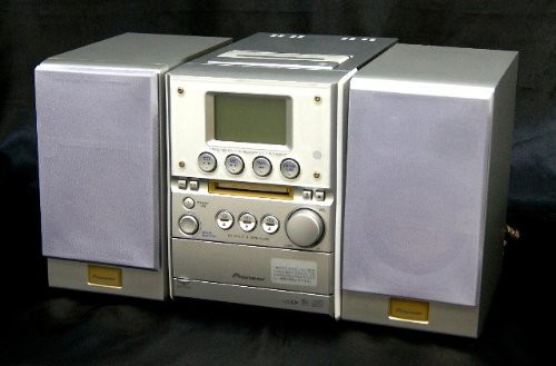Pioneer パイオニア X-MDX737-S MD/CDコンポー...