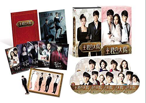 主君の太陽 DVD-BOX(中古品)