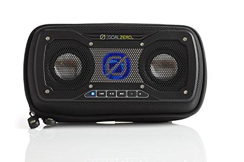 Goal Zero Rock Out 2 Solar Speaker - Black ソ...