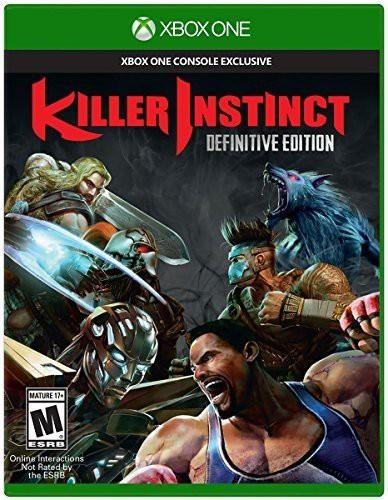 Killer Instinct Definitive Edition (輸入版:北...
