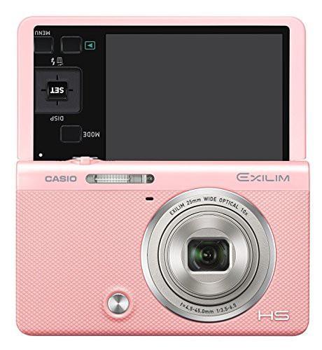 CASIO デジタルカメラ EXILIM EX-ZR70PK 「自分撮...