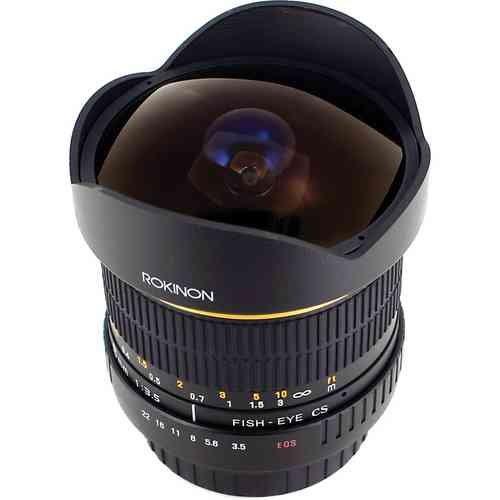 【並行輸入品】Rokinon ロキノン 8mm Ultra Wide ...