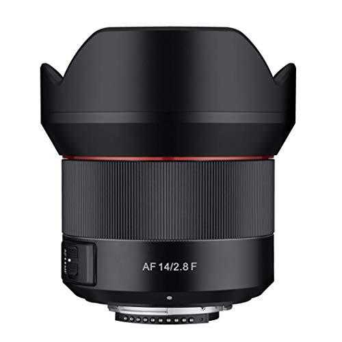 SAMYANG 超広角レンズ AF 14mm F2.8 F ニコン F用...