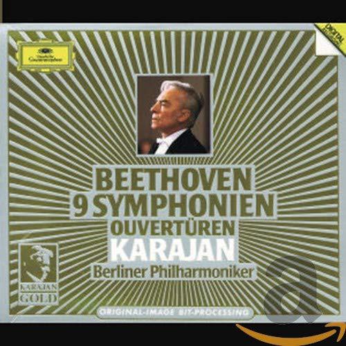 Symphonies 1-9 / Overtures[CD](中古品)