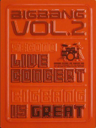 BIG BANG IS GREAT (限定日本輸出仕様DVD)(中古品...