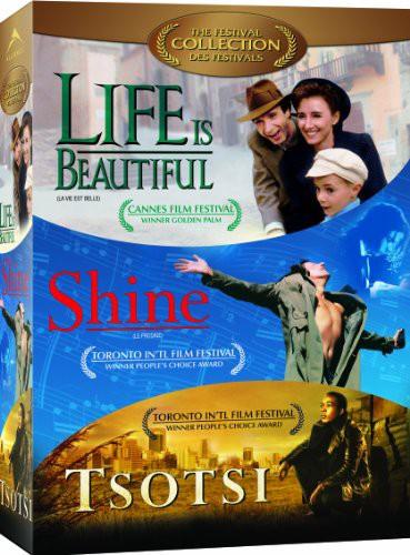 Life Is Beautiful / Tsotsi / Shine (The Festiv...
