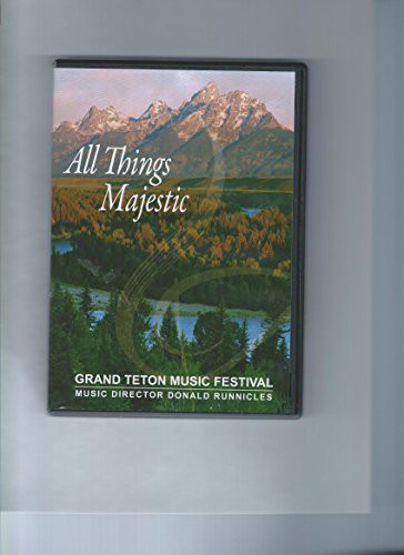 Grand Teton Music Festival - All Things Majest...