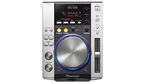PERFORMANCE CD PLAYER CDJ-200(中古品)