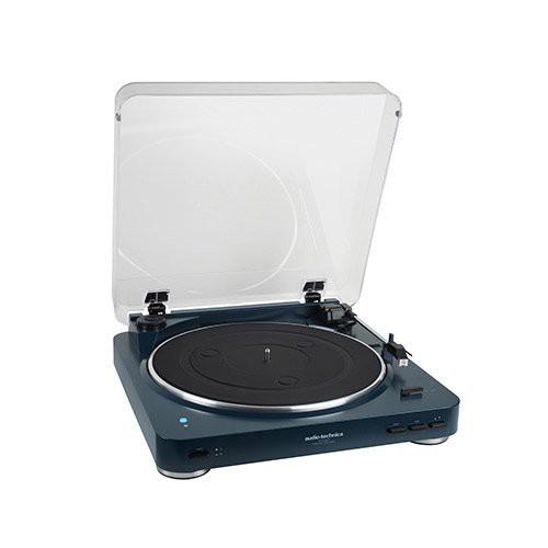 オーディオテクニカ AT-PL300BT NV [ネイビー](中...