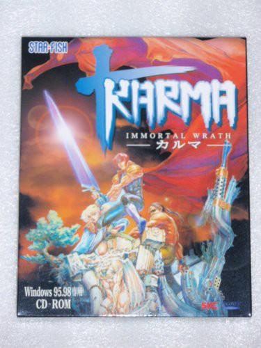 [キャッシュレス5%還元]Immortal Wrath カルマ...