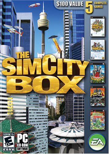 [キャッシュレス5%還元]The SimCity Box (輸入...