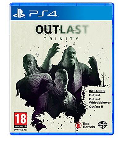 [キャッシュレス5%還元]Outlast Trinity (輸入...