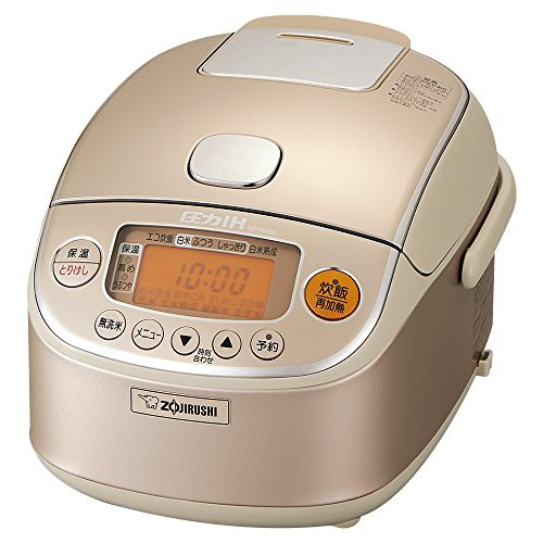 [キャッシュレス5%還元]象印 炊飯器 3合 圧力I...