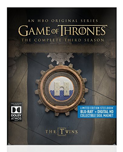 Game of Thrones: The Complete Third Season [Bl...