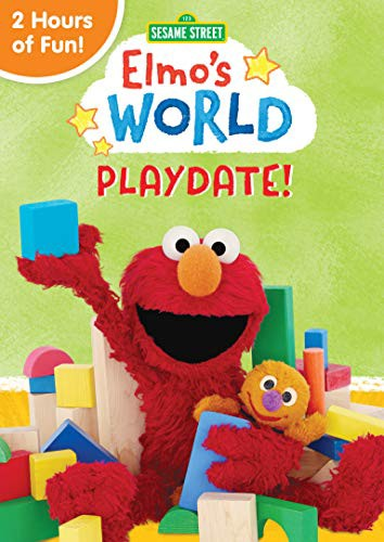 [5%還元]Sesame Street: Elmo's World - Playd...