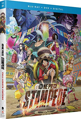 [5%還元]One Piece: Stampede [Blu-ray](未使...