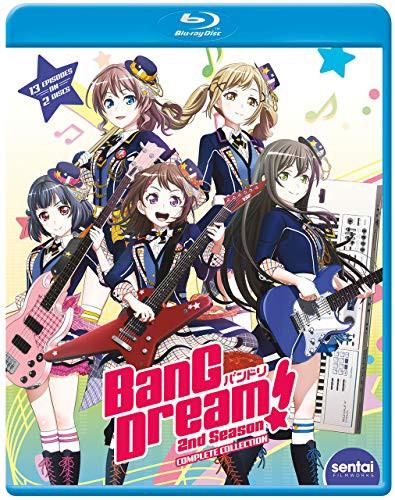 [5%還元]Bang Dream: 2nd Season [Blu-ray](未...