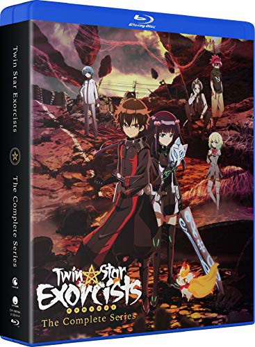 Twin Star Exorcists: The Complete Series [Blu-...