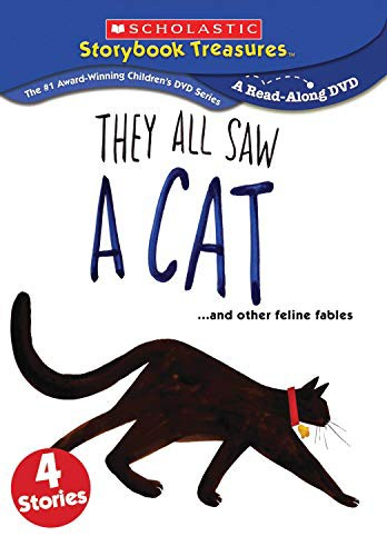 They All Saw A Cat And Other Feline Fables [DV...